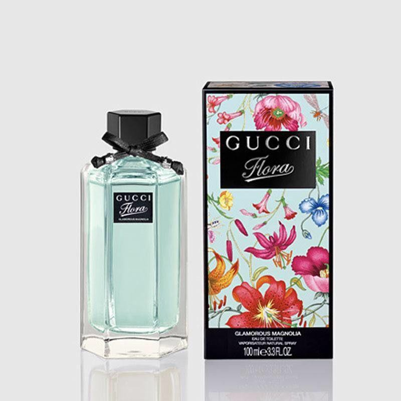 81824678fd5 Gucci Flora Glamorous Magnolia EDT 100ml
