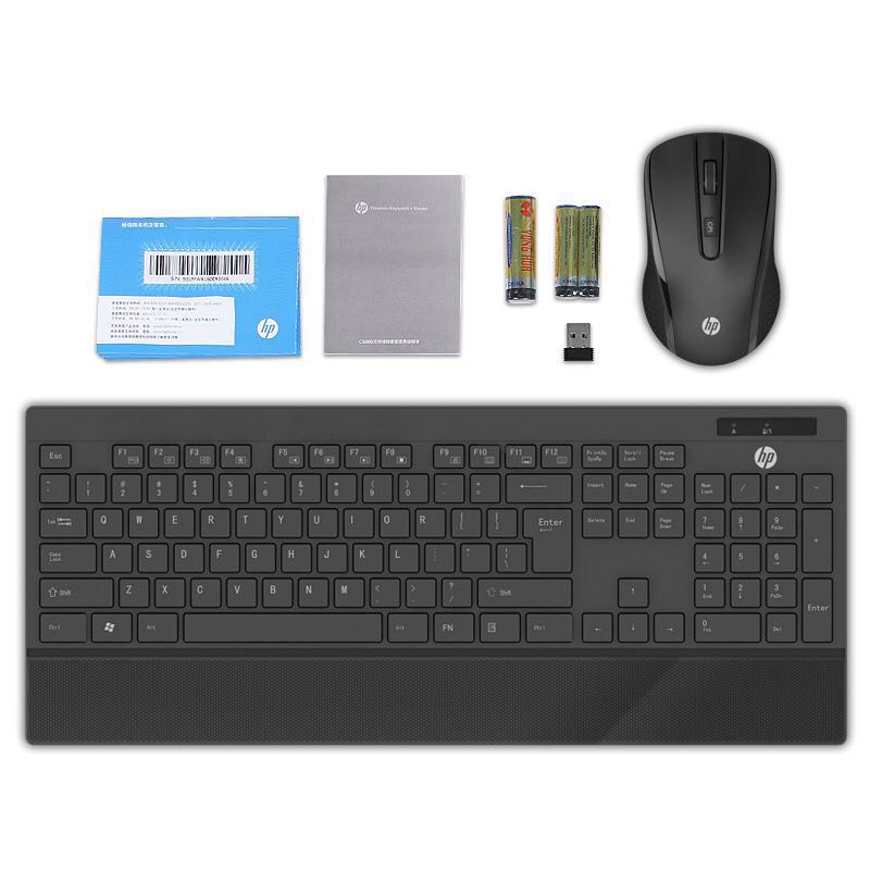 HP CS900 Wireless Keyboard and Mouse