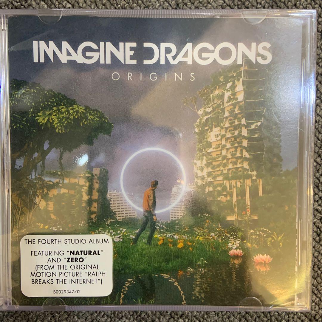 imagine dragons origins  Imagine Dragons: Origins, Music & Media, CDs, DVDs & Other Media on ...