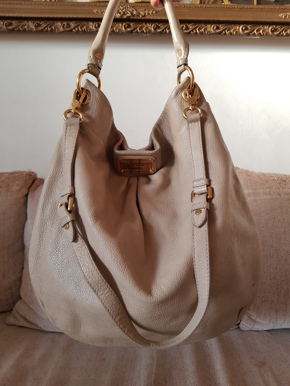 46648853d2e Marc By Marc Jacobs Classic Q Hillier Hobo Bag Large Size, Luxury ...