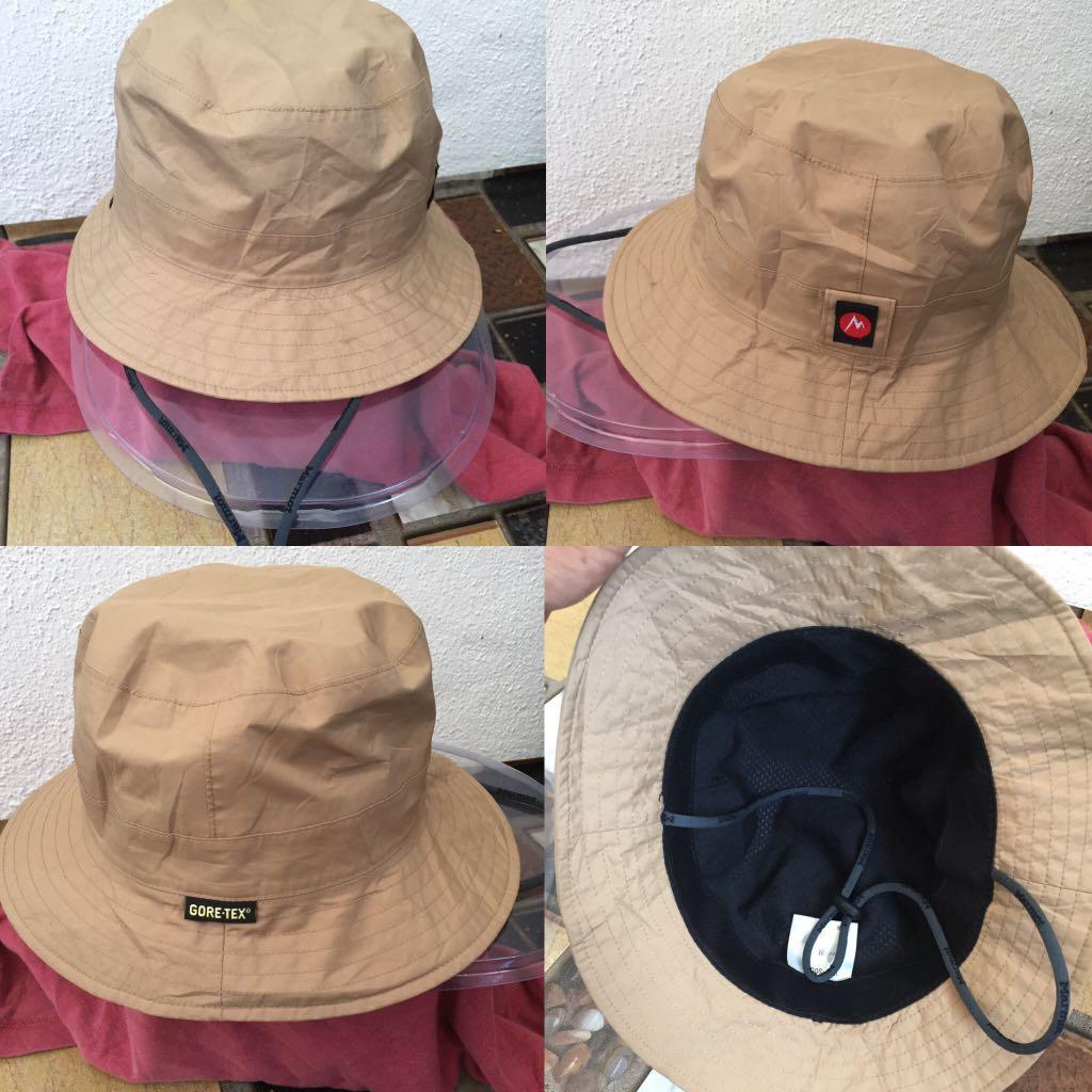 Marmot x Gore-Tex Bucket Hat e1339e290b8