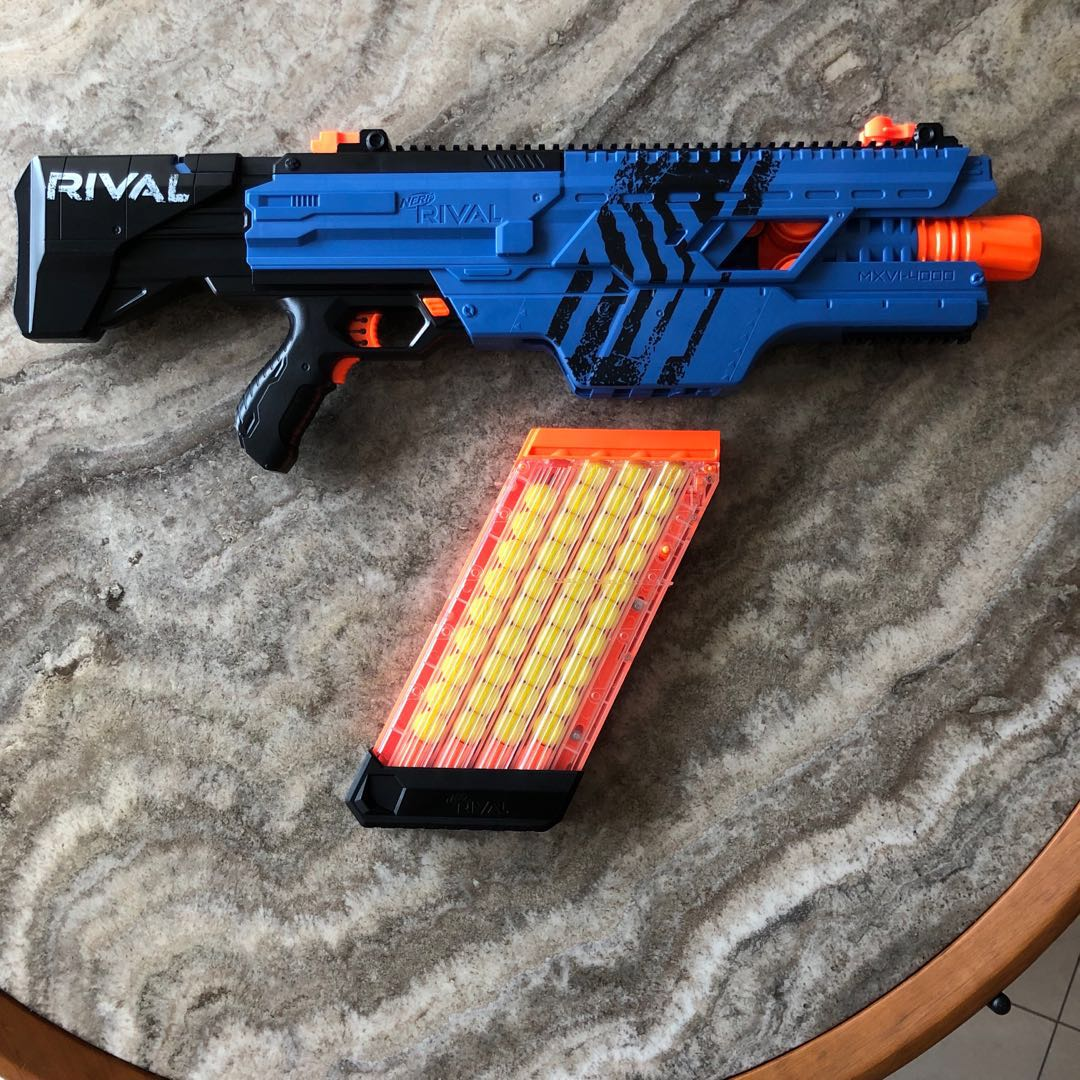 Nerf Rival Khaos Toys Games Others On Carousell