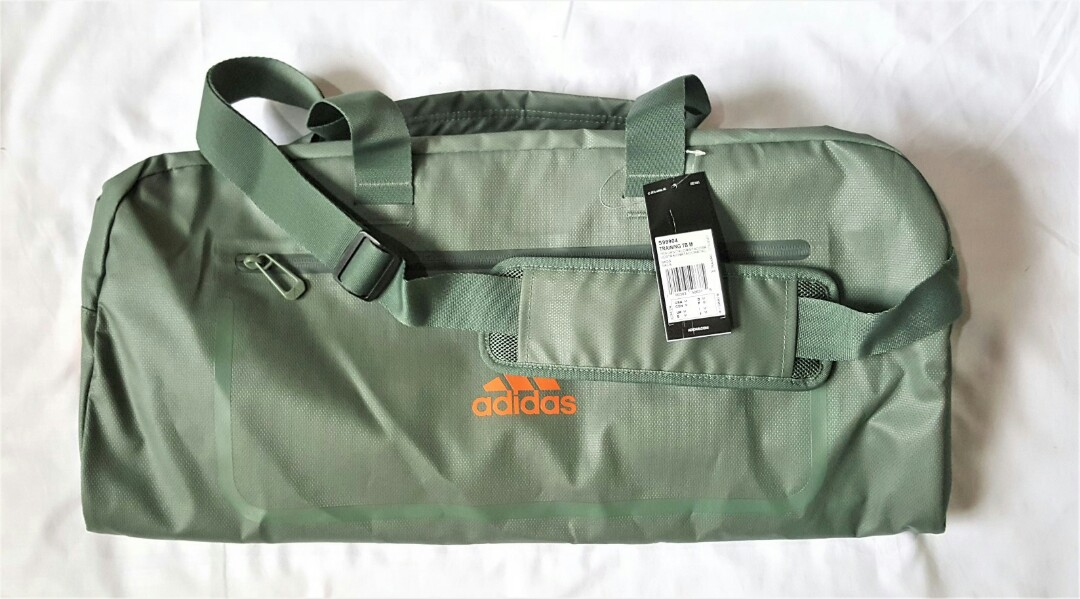 New Pics! Adidas Climacool Team Duffel Gym Bag 0860d130c25ae
