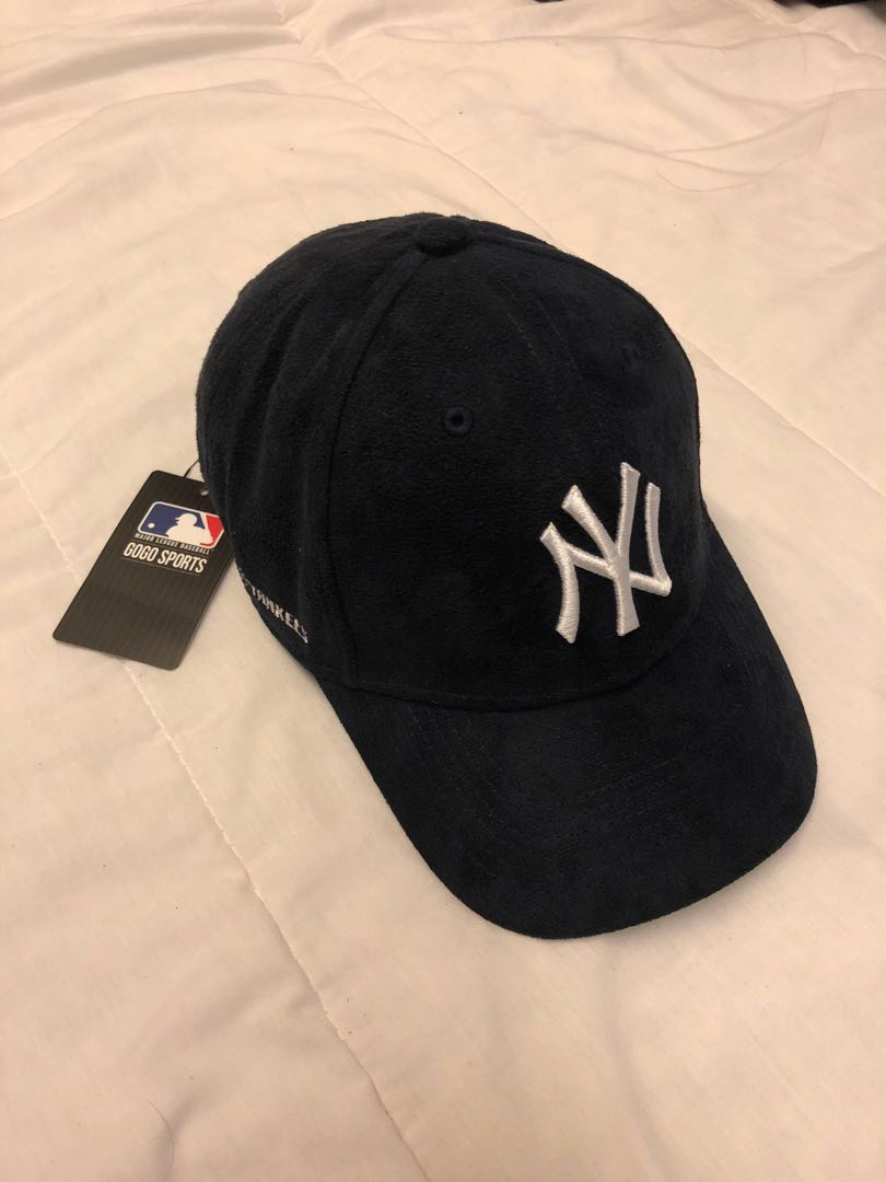 9b203b97600 New York Yankees Suede Cap (Price tag still attached)
