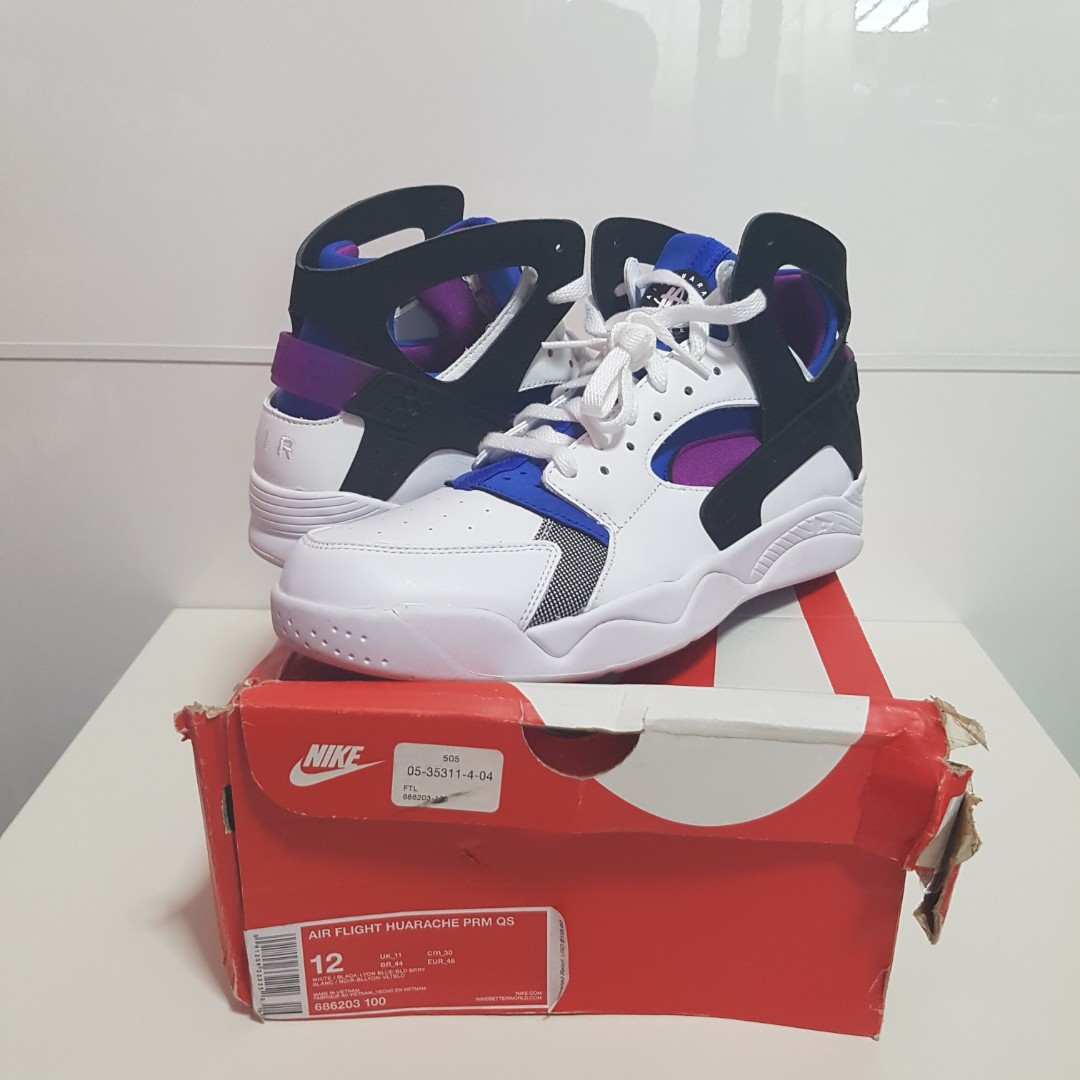 3659f12904bd Nike Air Flight Huarache QS
