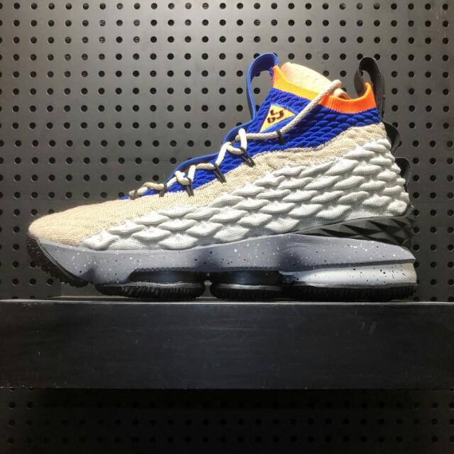 wholesale dealer beb89 f5507 Nike Lebron XV KSA Mowabb LBJ ACG AR4831 900, Men s Fashion, Men s ...