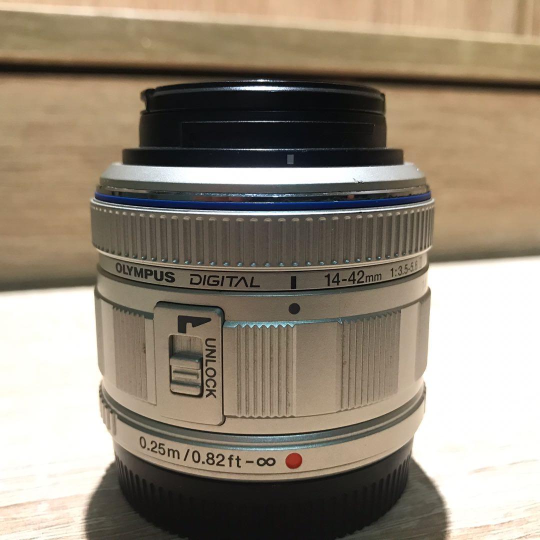 Olympus E-PL2 14-42kit鏡組