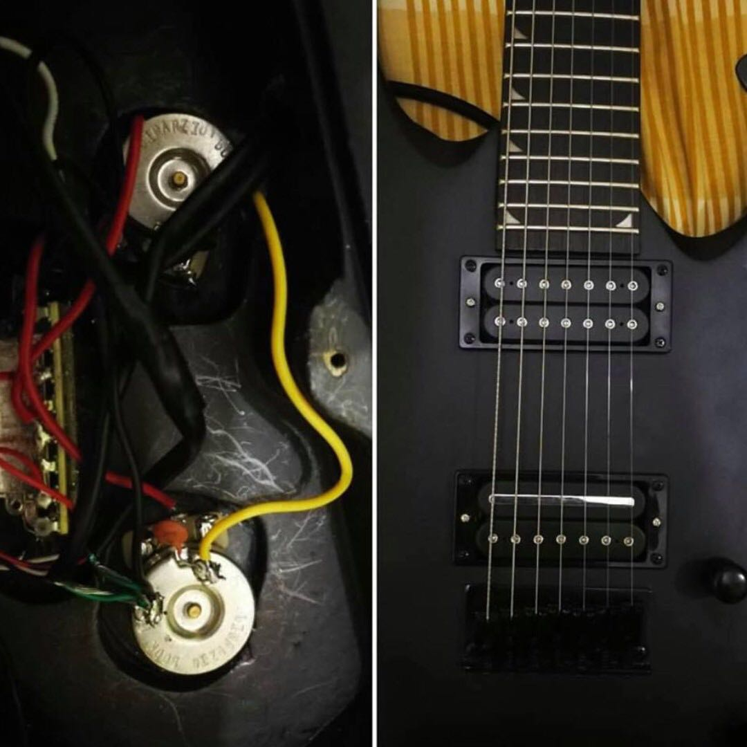 PHP10000 nalang! RUSH! from PHP15000! JACKSON JS SERIES DINKY™ ARCH TOP  JS22-7 with Upgraded Pickup