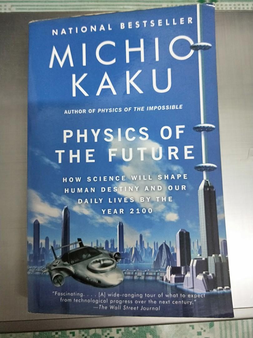 physics of the future kaku michio