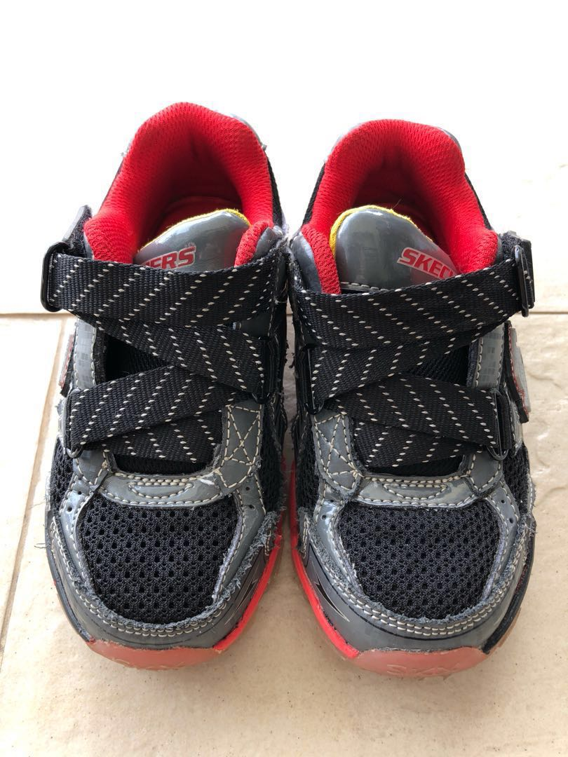 outlet store ebc99 7092b Preloved Skechers Toddler boy sneakers for sale, Babies   Kids, Boys ...