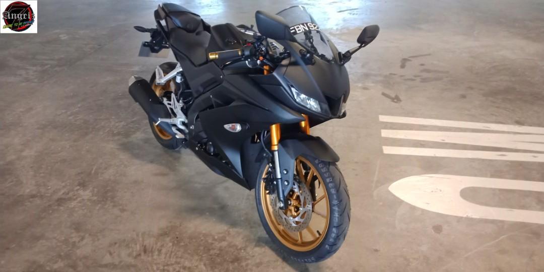 R15 Makeover @ 7 Angelz, Motorbikes, Motorbike Accessories