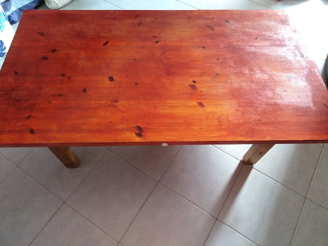 Stupendous Selling Cheap Solid Oak Table From Ikea Cjindustries Chair Design For Home Cjindustriesco