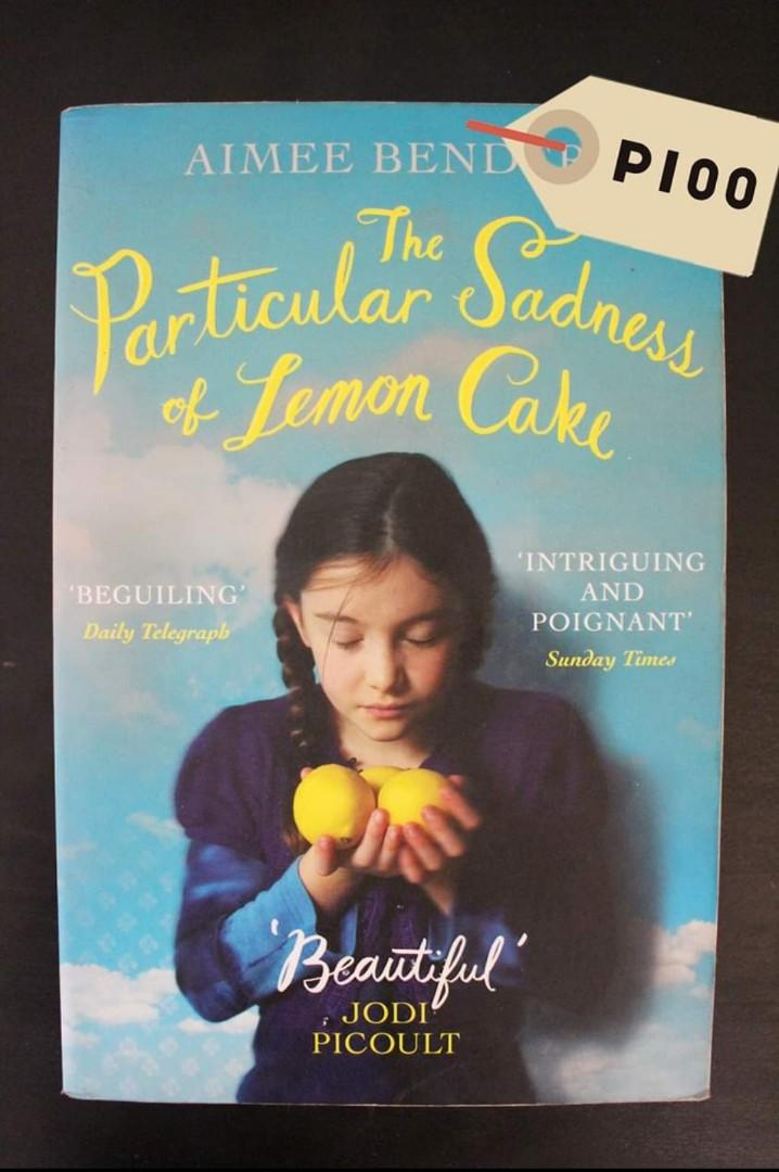 The Particular Sadness of Lemon Cake by Jodi Picoult
