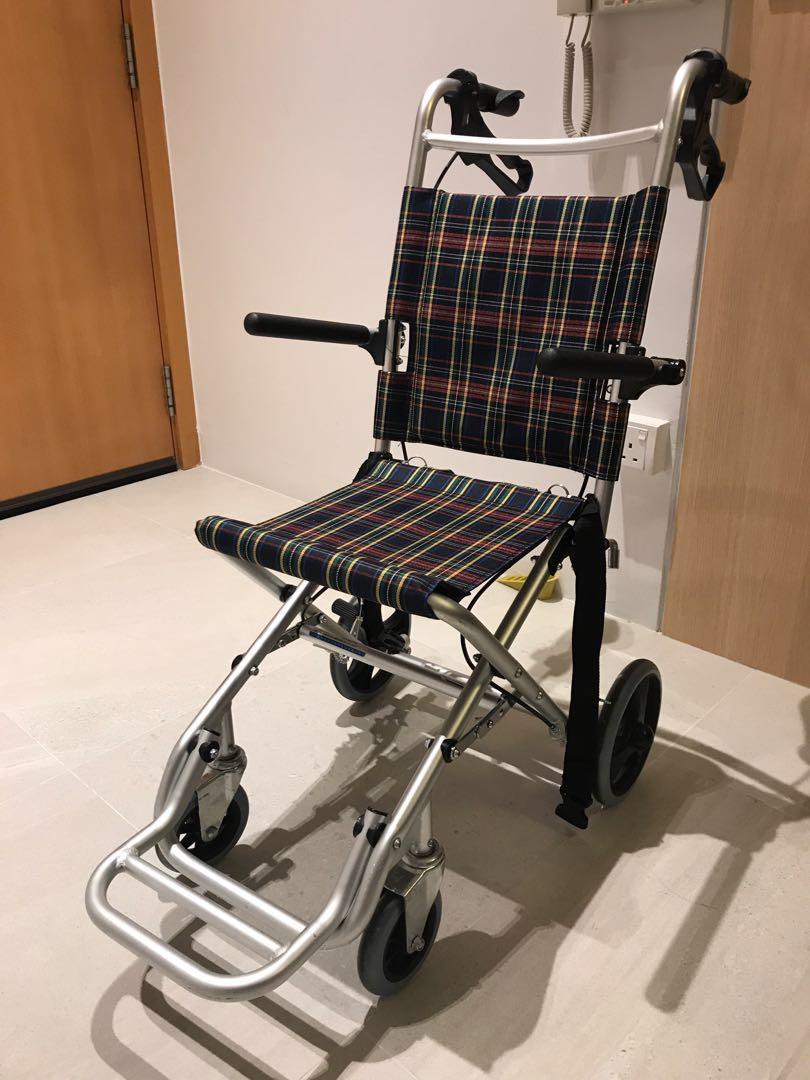 Wheel Chair Foldable