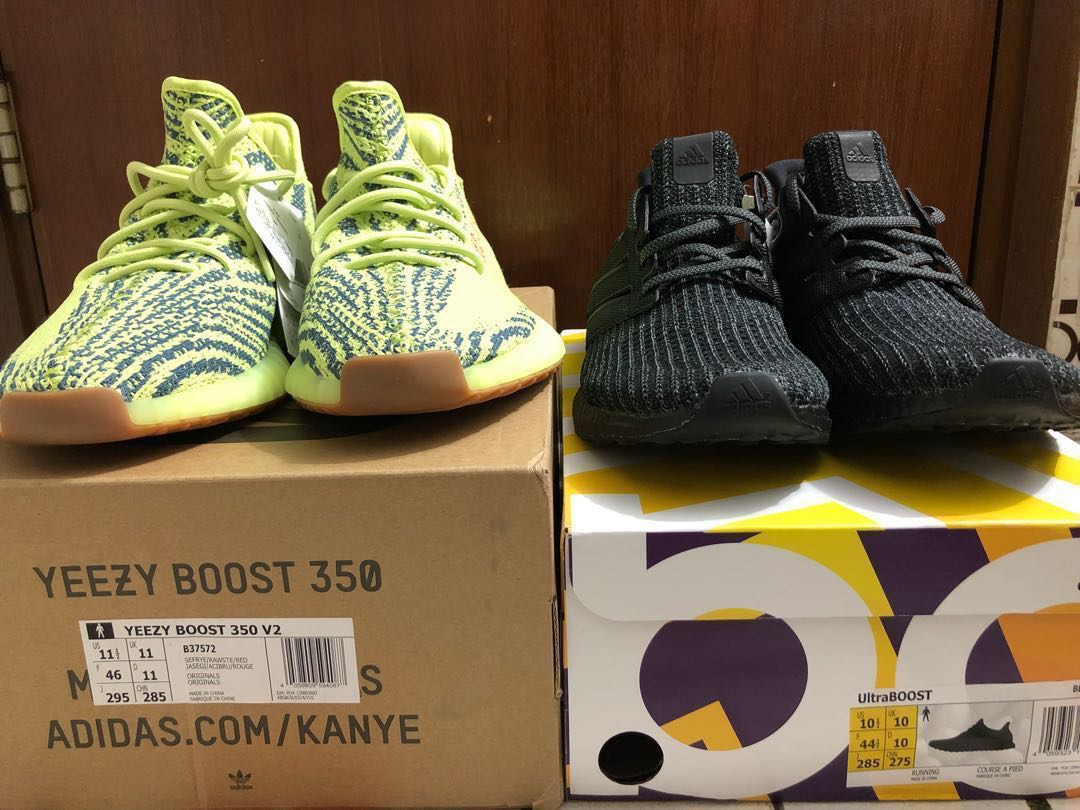free shipping 01e40 508c3 yeezy boost 350 v2 & ultra boost 4.0