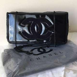 Chanel Patent VIP Sling
