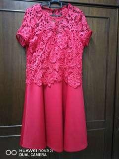 Red Dress #sparkjoychallenge
