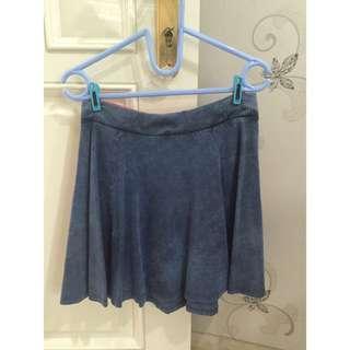 Midi Skirt / Rok Jeans