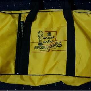 Vintage bag benson&hadges 1986