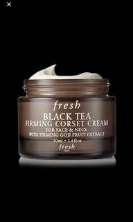 Fresh Black Tea Firming Corset Cream 紅茶緊緻面霜 50ml