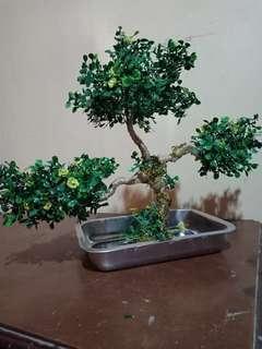 "ARTIFICIAL ""BONSAI TREE"" Washable"