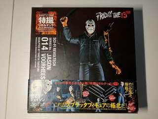海洋堂 特攝 山口式 JASON FRIDAY THE 13TH