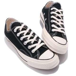 【CONVERSE】休閒鞋 1970 女鞋 低筒 奶油頭