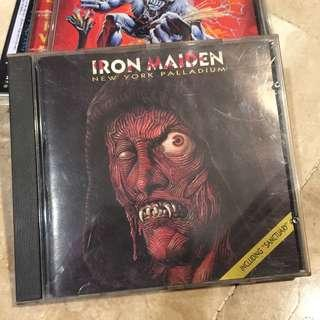 Iron Maiden - New york palladium