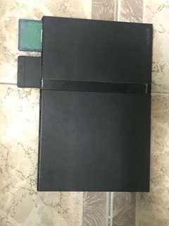 二手 PS2 Slim 連一個手制 2張Save card