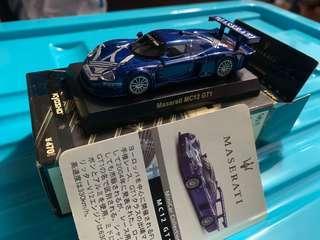 Kyosho Maserati MC12 GT1 (京商,tarmac ,inno)