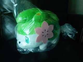 26cm 雪米 潔咪 寵物小精靈 公仔 pikachu  比卡超 pokemon