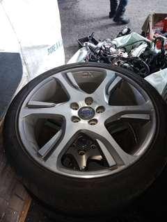 18 inch rim for Volvo V70