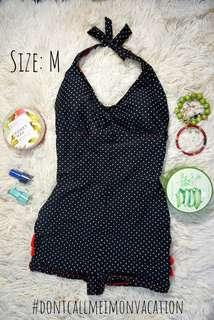 Vintage Style One Piece