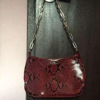 Nine West Authentic Red Handbag
