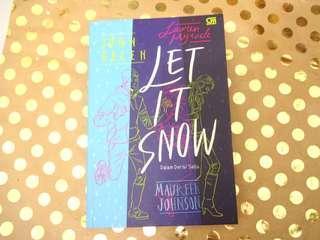 Let it Snow - Novel by John Green,Maureen Johnson, Lawren Myracle