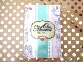 Our Married - Novel by Orina Fazrinap