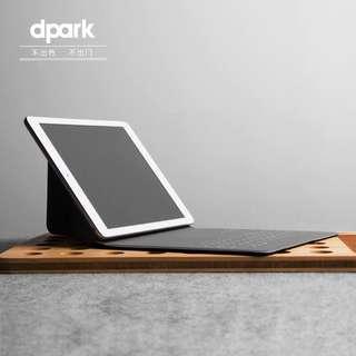 Ultra-thin Wireless Bluetooth Keyboard Leather iPad Mini 4