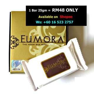 Eumora Facial Bar (1pc X25gm) + Free Casing & Gift! ORIGINAL
