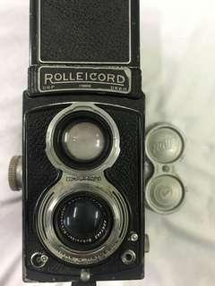 Rolleicord - TLR camera - Xenar 75/f3.5
