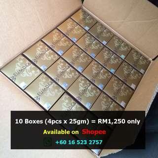 Eumora Facial Bar- 10 Boxes Only RM1,250 Factory Outlet Sales! ORIGINAL