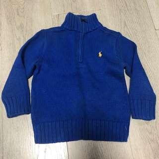 Polo Ralph Lauren 男童冷衫 not jacardi gap nike