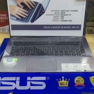 Laptop asus dan berbagai merk lainnya bisa di cicil gratis 1x cicilan