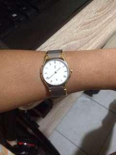 YSL watch
