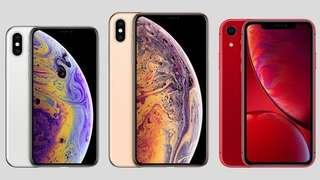 BUY BACK IPHONE XR NEW AND XS MAX
