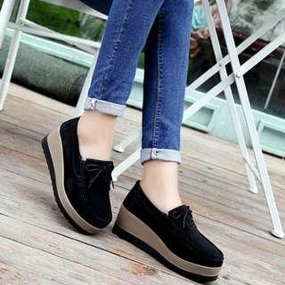 Women Slip On Platform Shoes