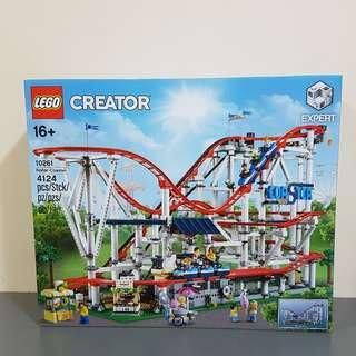 Lego 10261 Creator Roller Coaster - Brand New MISB