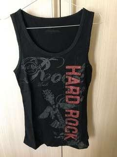 Hard Rock Bali Tank Top Black