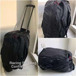 Dainese racing suit trolly beg