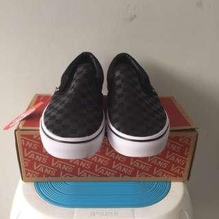 Vans Classic Slip On Checkerboard