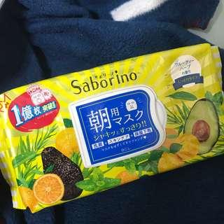 🚚 Saborino 經典款早安面膜